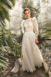 suknia ślubna TO-1328T przód