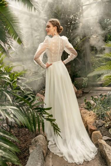suknia ślubna TO-1328T tył
