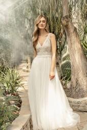 suknia ślubna TO-1332T przód