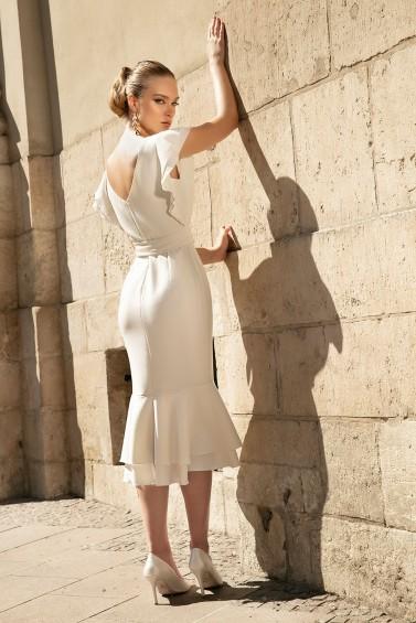suknia ślubna TO-1333 tył