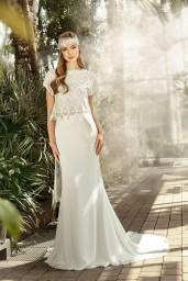 suknia ślubna TO-1335T przód