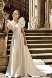 suknia ślubna TO-1339T przód