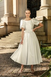 suknia ślubna TO-1340 przód