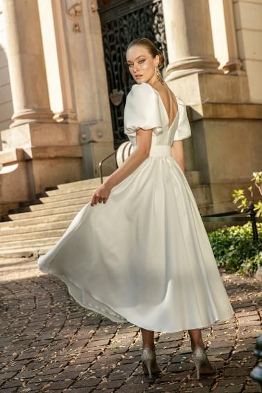 suknia ślubna TO-1340 tył