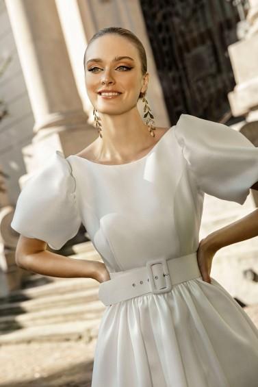 suknia ślubna TO-1340 zbliżenie