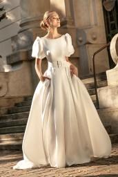 suknia ślubna TO-1263T przód