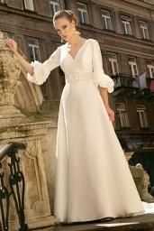 suknia ślubna TO-1344T przód