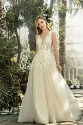 suknia ślubna TO-1347T przód