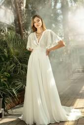 suknia ślubna TO-1357T przód
