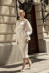 suknia ślubna TO-1363 przód