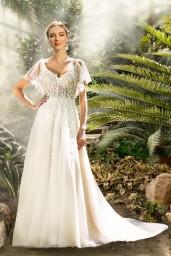 suknia ślubna TO-1367T przód