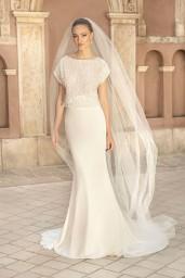 suknia ślubna TO-1379T przód