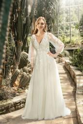 suknia ślubna TO-1381T przód