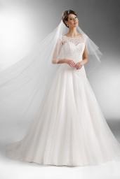 suknia ślubna TO-549 przód