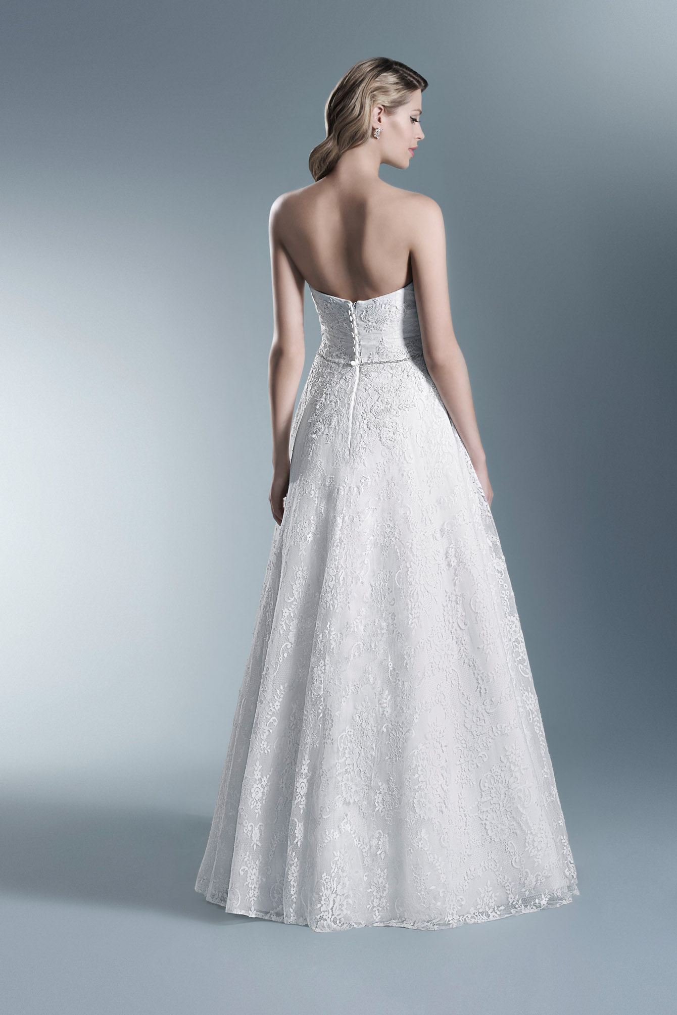 TO-621 - The One 2017 - Wedding dresses - Agnes - lace wedding ...