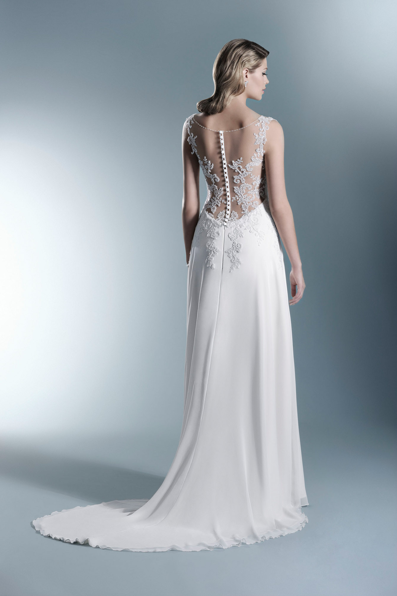 TO-625T - The One 2017 - Wedding dresses - Agnes - lace wedding ...
