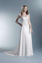suknia ślubna TO-625T przód