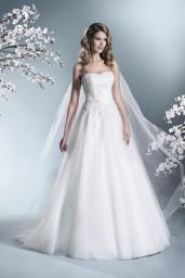 suknia ślubna TO-651 przód