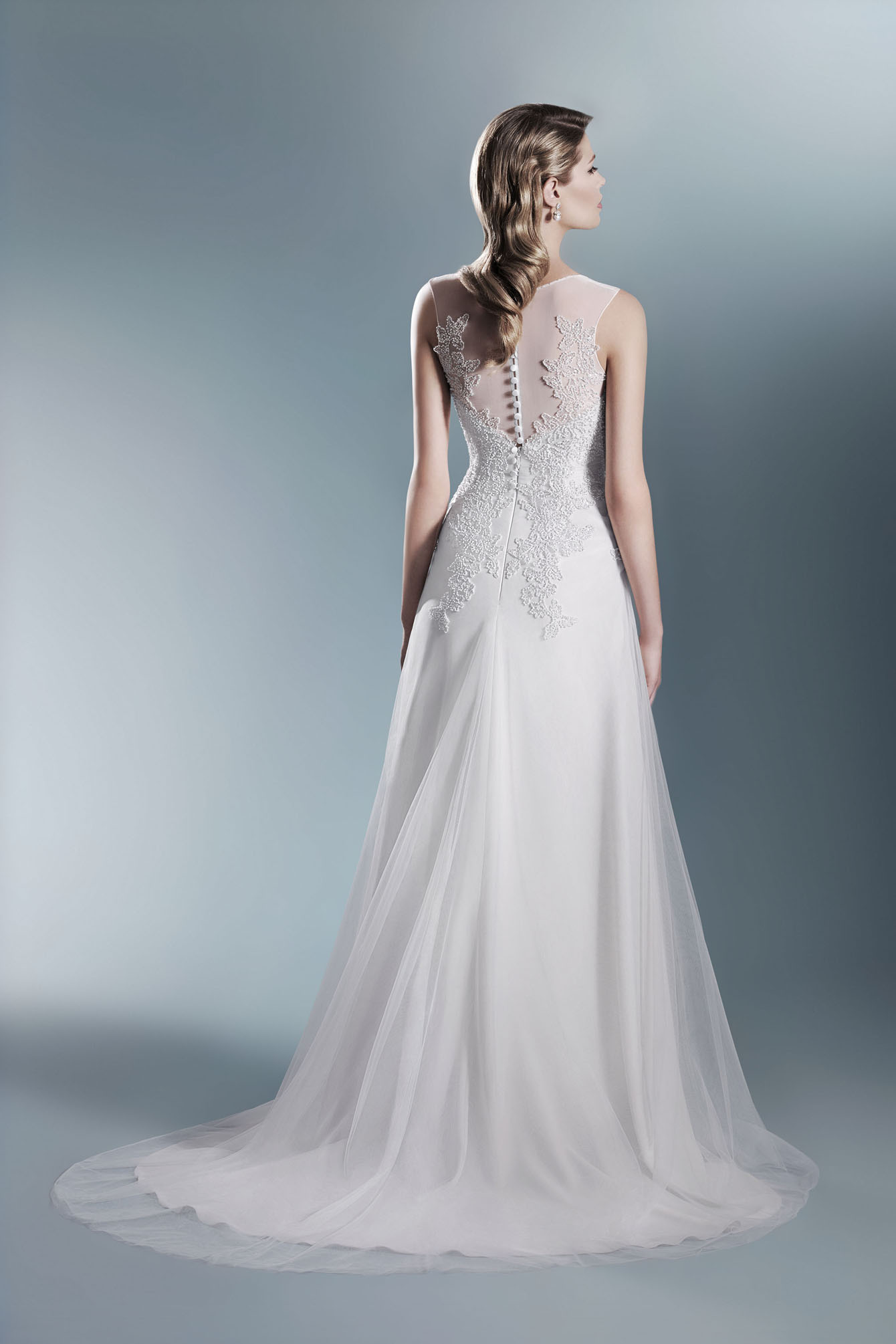 TO-660T - The One 2017 - Wedding dresses - Agnes - lace wedding ...