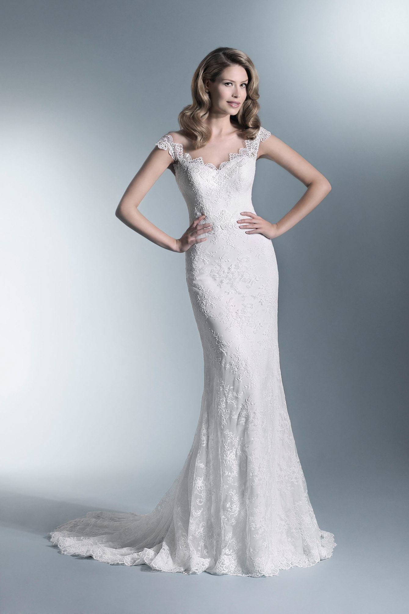 TO-662T - The One 2017 - Wedding dresses - Agnes - lace wedding ...