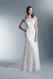 suknia ślubna TO-663T przód
