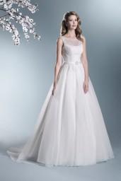 suknia ślubna TO-694T przód