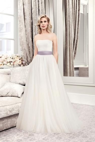 suknia ślubna TO-753 tył