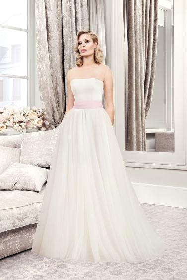 suknia ślubna TO-753 zbliżenie