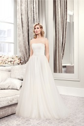 suknia ślubna TO-753 przód