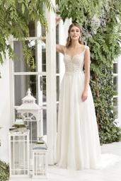 suknia ślubna TO-853T przód