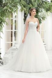 suknia ślubna TO-857T przód