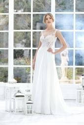 suknia ślubna TO-872T przód