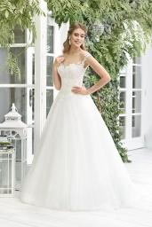 suknia ślubna TO-898T przód
