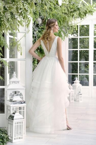 suknia ślubna TO-910 tył