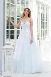 suknia ślubna TO-919T przód