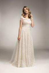 suknia ślubna TO-926T przód