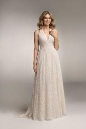 suknia ślubna TO-931T przód
