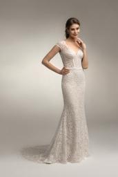 suknia ślubna TO-958T przód