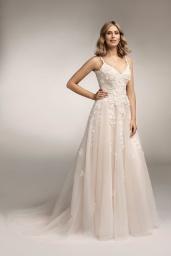 suknia ślubna TO-963T przód