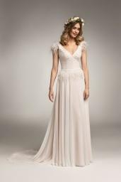 suknia ślubna TO-967T przód