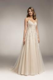 suknia ślubna TO-978T przód