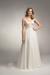 suknia ślubna TO-983T przód