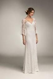 suknia ślubna TO-998 przód