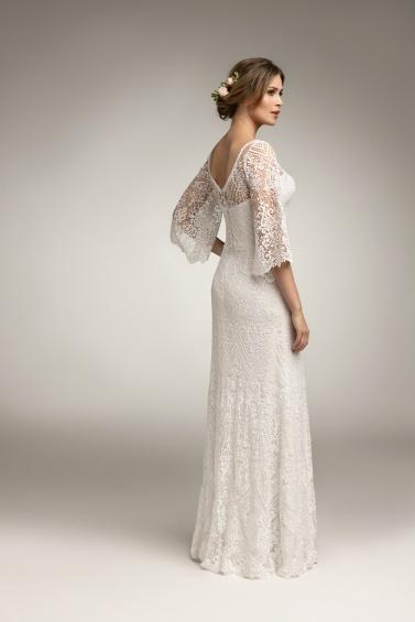 suknia ślubna TO-998 tył
