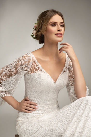 suknia ślubna TO-998 zbliżenie