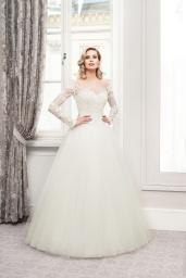 suknia ślubna TO-741 przód