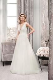 suknia ślubna TO-786T przód